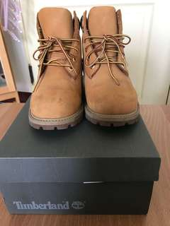 保證正貨Timberland黃靴