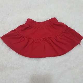 Gap baby skirt