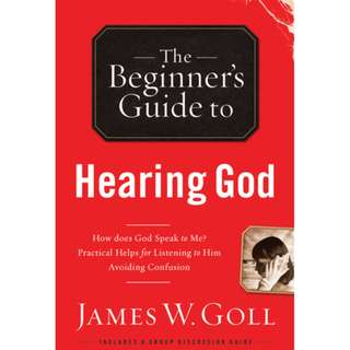 [eBook] The Beginner's Guide to Hearing God - James Goll