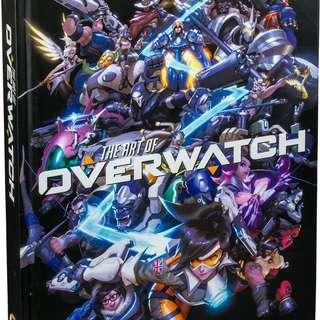 The Art of Overwatch (Hardcover)