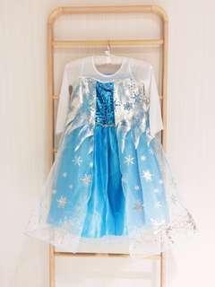 Frozen Elsa Costume (8y)