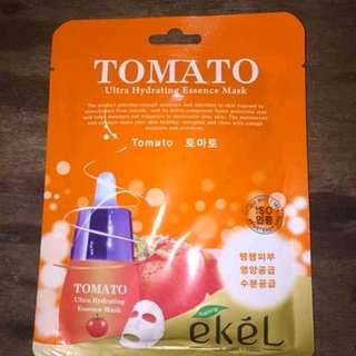 EKEL TOMATO HYDRATING ESSENCE MASK