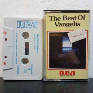 Cassette》The Best Of Vangelis