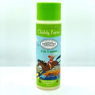CHILDS FARM 3IN1 SWIM (HEAD TO TOE WASH) - 250ML