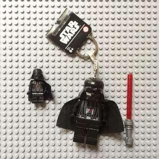 SALE!! Star Wars Darth Vader Yoda Chewbacca Big Keychain