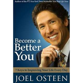 [eBook] Become a Better You - Joel Osteen