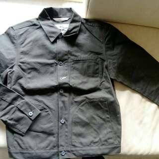 全新rogue territory supply jacket 橄欖綠帆布外套M號