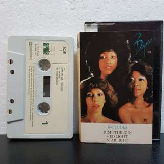 Cassette》The Three Degree 3D