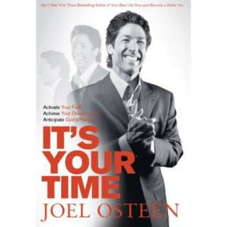 [eBook] It's Your Time! - Joel Osteen