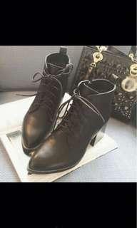 歐美尖頭靴