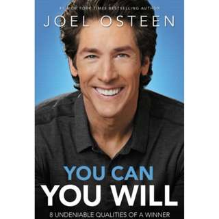 [eBook] You Can, You Will - Joel Osteen