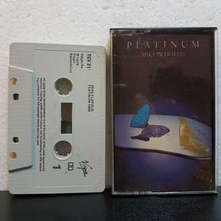 Cassette》Mike Oldfield - Platinum