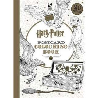 (PREORDER) Harry Potter Colouring Postcards