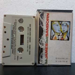 Cassette》Bob James / David Sanborn - Double Vision