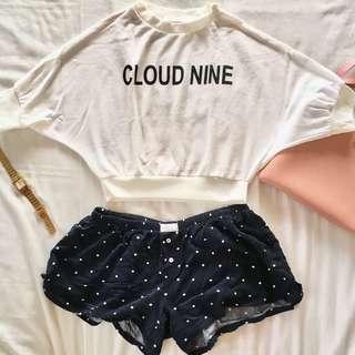 Cloud Nine Croup Top