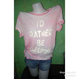 F&F tshirt
