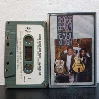 Cassette》George Benson / Earl Klugh - Collaboration
