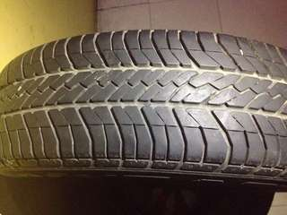 Tires tubeless from suzuki