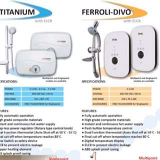 Ecotherm Water Heater