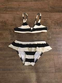 Joe Fresh Striped Baby Bikini