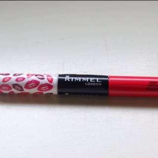 Rimmel Red Lip Stain