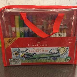 Faber-Castell Coloring Gift Set