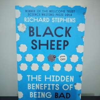 Dijual Buku Import Black Sheep