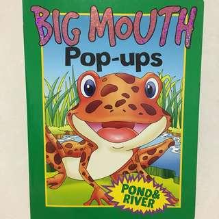Children's books (pop up)