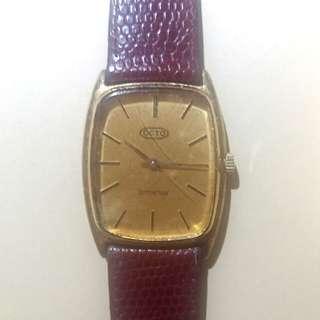 六十年代古典瑞士樂都手動上鏈机械錶 OCTO Mechanical Hand-Winding Watch  60's Vintage