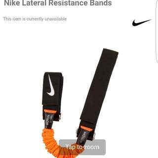 70% off Nike Lateral Resistance Band