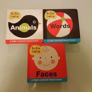 Priddy Hello Baby Board Books