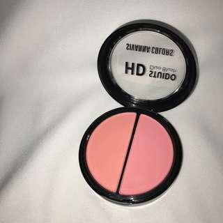 (Brand New) Sivanna Colors Makeup Studio Duo Blush Brand Thailand (Shade: No.3)