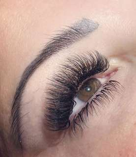 Lower lashes