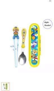Pororo utensils from Korea