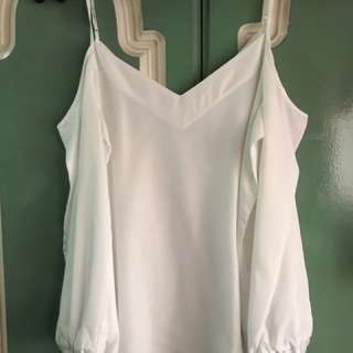 Warehouse White Top