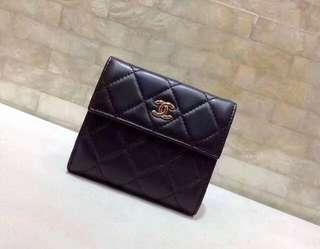 Chanel Wallet🛎11*10cm