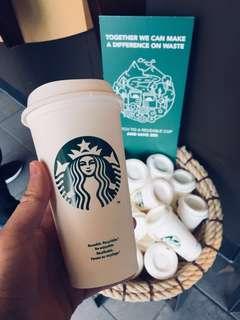 英國直送Starbucks Reusable Travel Cup (16oz / 473ml)