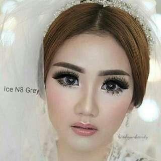 N8 ice Grey Softlens