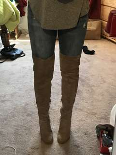 Call It Spring Over the knee boots