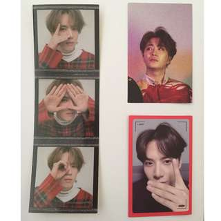 [TRADE ONLY] GOT7 EYES ON YOU PHOTOCARD AND STICKER