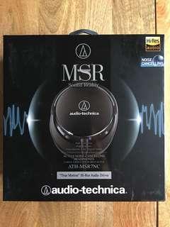 Audio-Technica ATH-MSR7NC (New - Open Box)