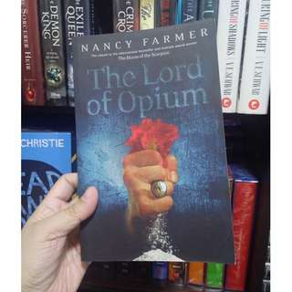 The Lord of Opium - Nancy Farmer PB New
