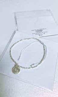 Chanel 100% authentic Silver hydra beauty bracelet 手繩 手鏈 手帶