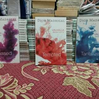 VALHALLA Trilogy by Dior Madrigal