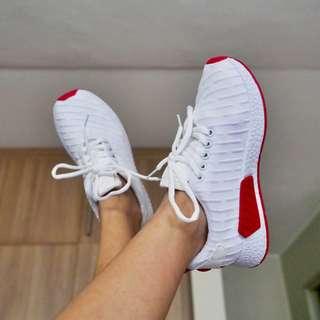 Marko white sneakers
