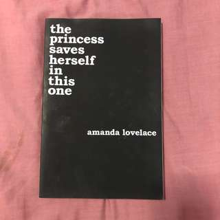 The Princess Saves Herself In This One