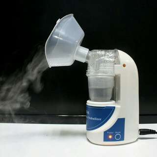 Alat terapi pernafasan ultrasonic nebulizer inhale
