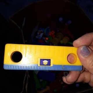 Handy manny ruler