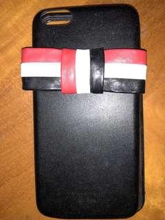 iPhone 6 / 6s/ 7/ 7s plus 紅白黑電話殼 red white black iPhone case