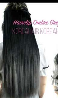 Reduction $5 for ombre hair extension